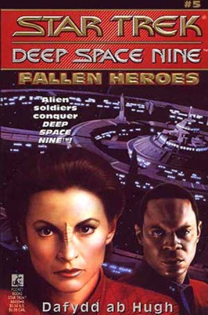DS9 #005 Cover