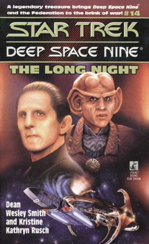 DS9 #014 Cover