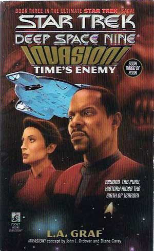 DS9 #016 Cover