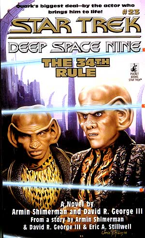 DS9 #023 Cover