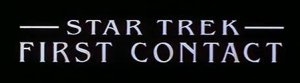 Star Trek: First Contact Title