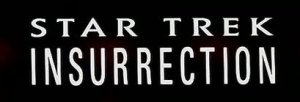 Star Trek: Insurrection Title