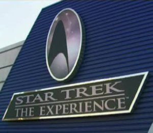 Star Trek: The Experience Title