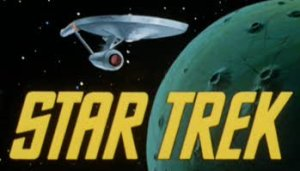 Star Trek Animated title