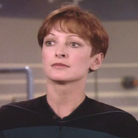 Dawn Arnemann (TNG-127)