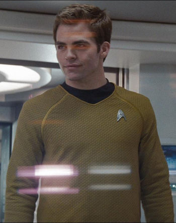 Captain James T. Kirk (ST-11)