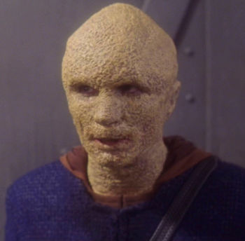 Malcolm Reed disguised as a Suliban (ENT-21)
