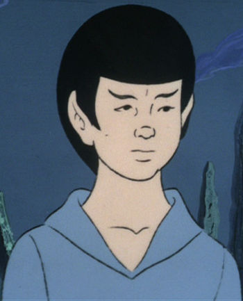 Young Spock (TAS-03)