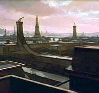 Cardassia Prime Surface (DS9-445)