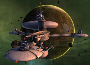 Deep Space Station K-7 (STO)