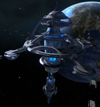 Earth Spacedock (STO)