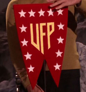 UFP Pennant (TOS-60)
