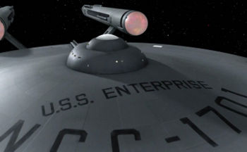 U.S.S. Enterprise NCC-1701 (TOS-61)