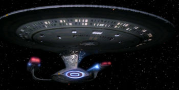U.S.S. Enterprise NCC-1701-D (ST-07)